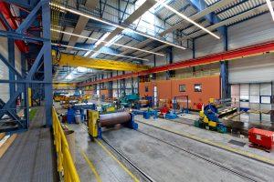 Produktionshalle GB