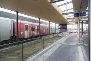 Bahnhof MATTERSBURG