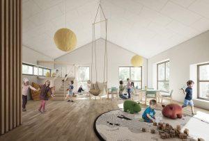 Kindergarten KIRCHBERG – Wettbewerb